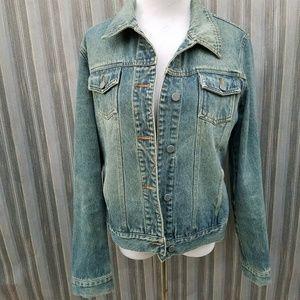 Jeans jacket large